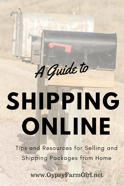Tips and Resources for Selling and Shipping Packages  from Home