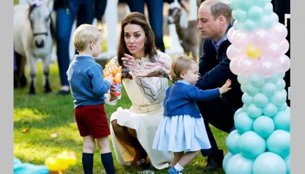 Pola Asuh Kerajaan Inggris Yang Membuat Anak Percaya Diri