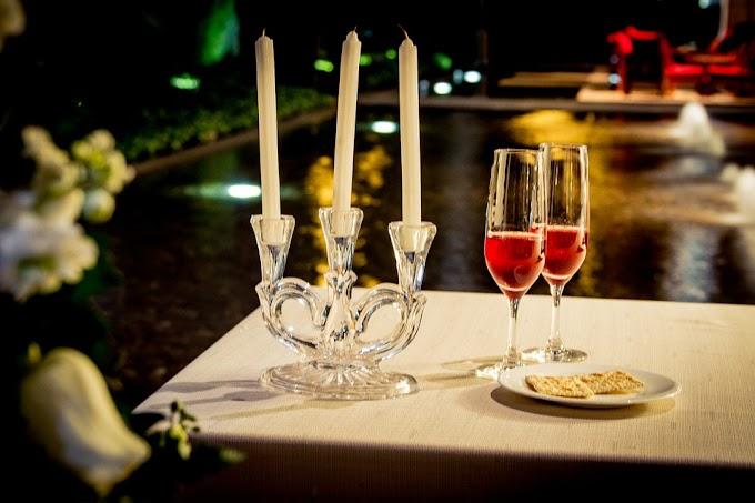 Looks para una cena romántica