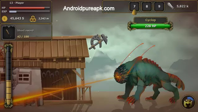 Tap Craft - Clicker Apk Download Mod+Hack