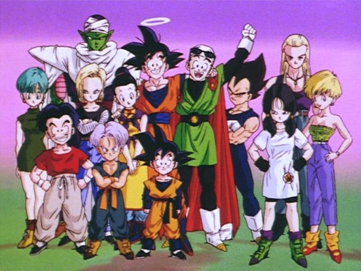 Blog Daileon Saga De Majin Boo Em Dragon Ball Z Estreava Há 15 Anos Na Globo