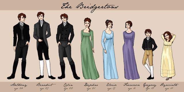 A Bridgerton család Julia Quinn