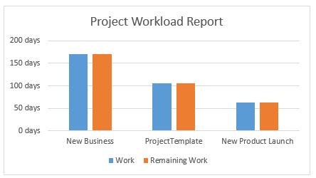 Project Workload Report