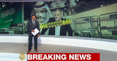 Saudi Arabia Says 5 Suspects Face Death Penalty In Jamal Khashoggi Killing