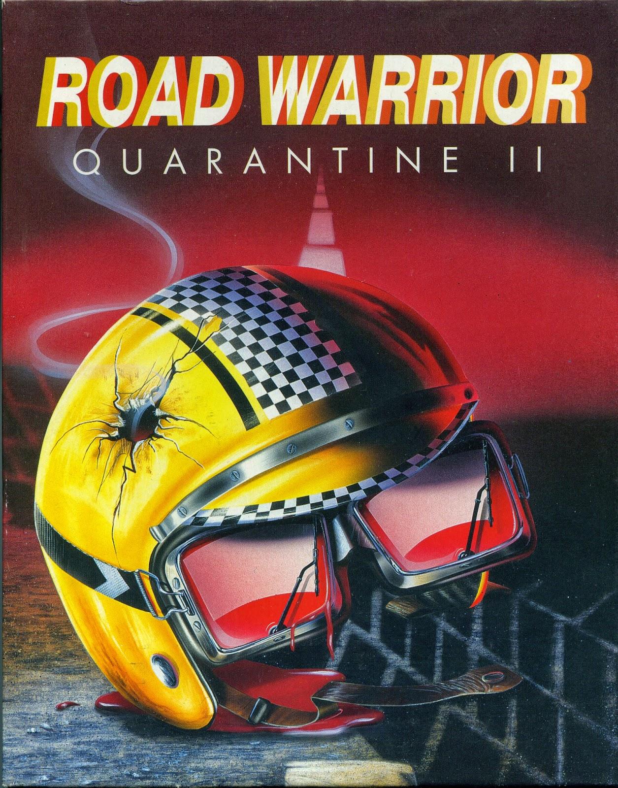 Descargar Quarantine II: Road Warrior