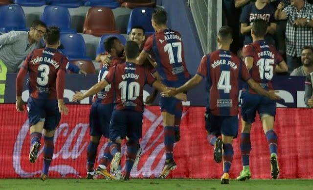 Pós-jogo: Levante 3×0 Real Sociedad – Sem choro! Méritos totais ao adversário!