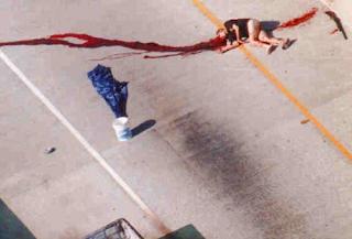 El suicidio de Daniel Victor Jones en una autopista de LA