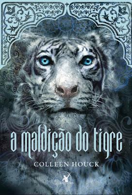 News: Capa do livro O resgate do tigre, de Colleen Houck. 10
