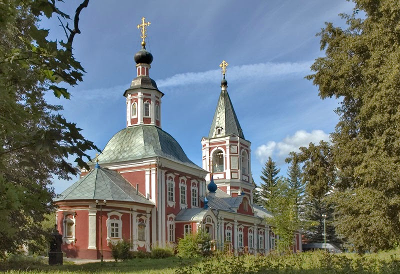 Ильинская церковь, Сергиев Посад.