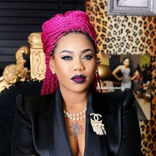 Toyin Lawani's babydaddy and crew accused of assault