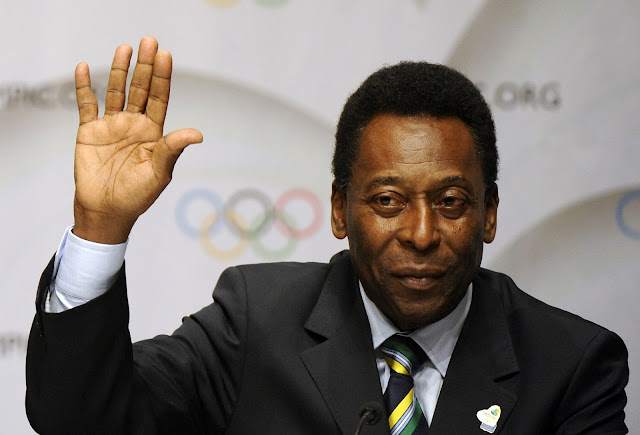 At 75, football legend Pele to marry a third time