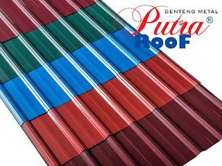 Genteng Atap Spandek warna,genteng murah