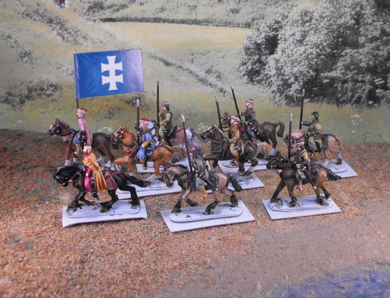 histofigsy: Lekka jazda RON/ Polish Light Cavalry