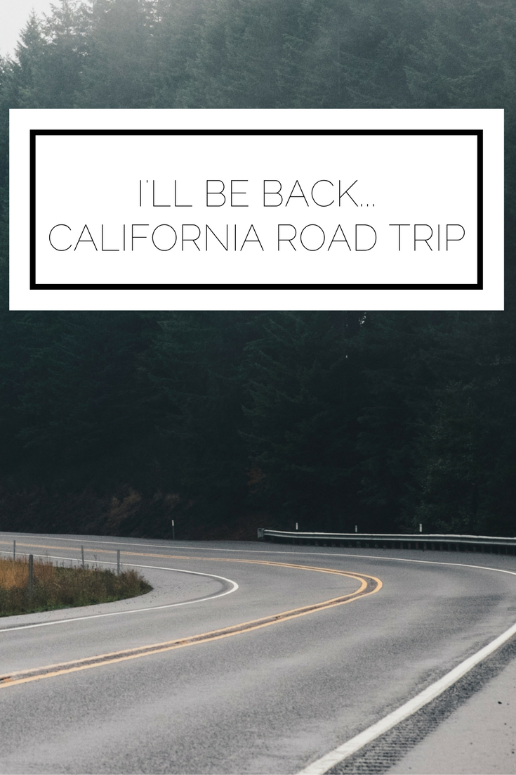 Click to read now or pin to save for later! I'm getting ready to embark on a weeklong trip to California. That means I won't be around the blog for a little bit, but here's what to expect when I return