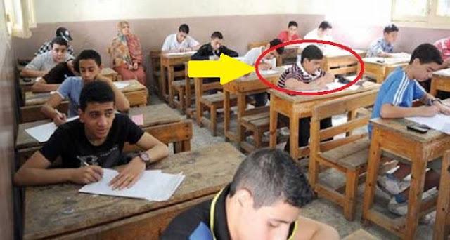 أغرب حالة غش في أمتحان إنجليزي للثانوية العامة!