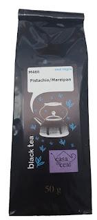 Ceai negru cu fistic si martipan -disponibil aici