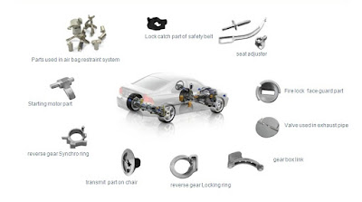 Most Common Defects and Solutions on Automotive MIM Parts