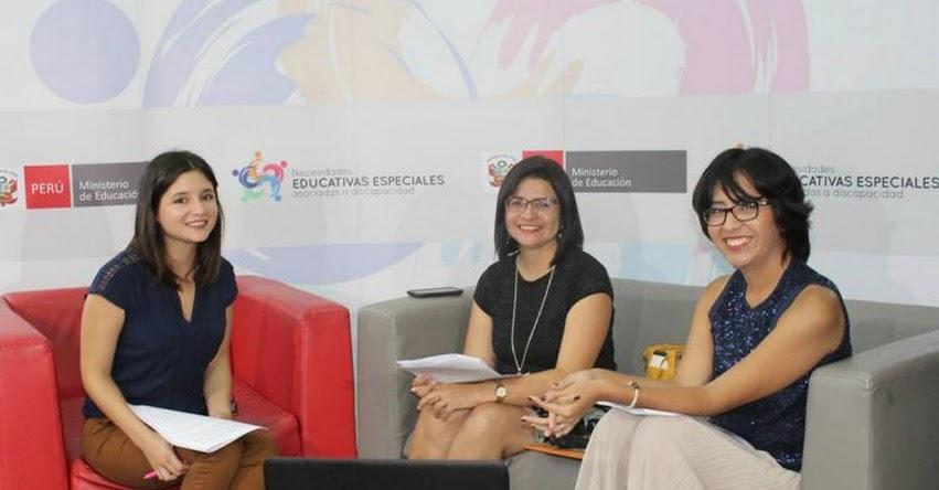 Estudiantes con Necesidades Educativas Especiales asociadas a discapacidad participarán en las evaluaciones estandarizadas del MINEDU previo registro R-NEE - www.minedu.gob.pe