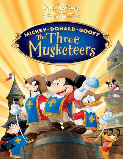 Ver Mickey, Donald y Goofy: Los tres mosqueteros (2004) Online