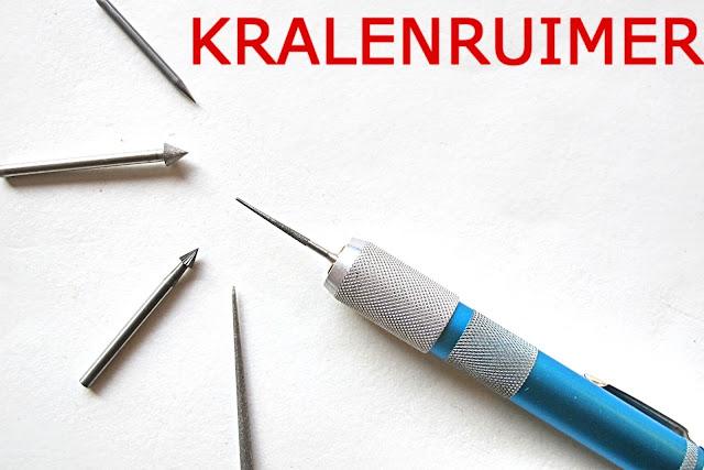 kralenruimer - bead reamer