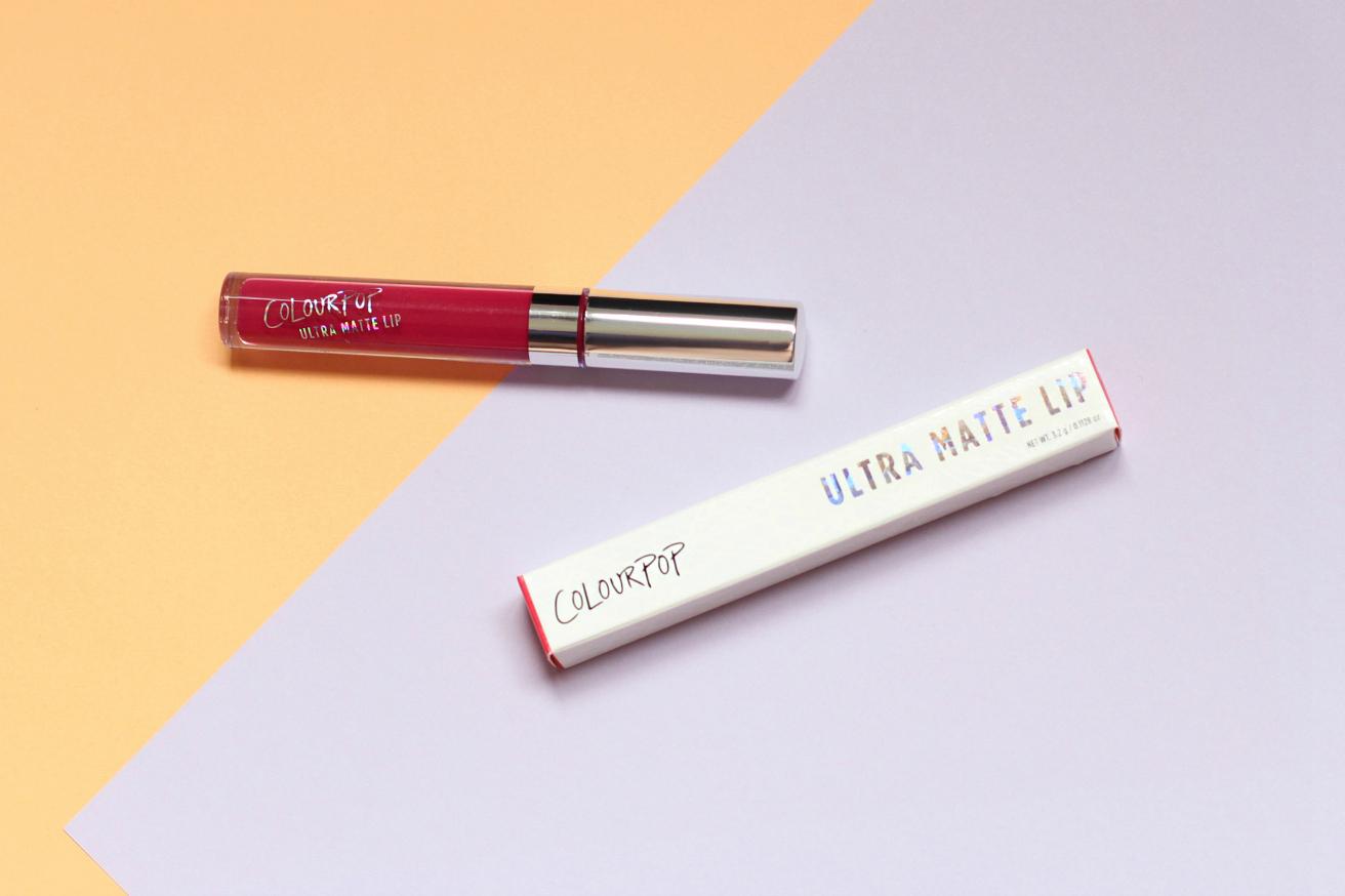 ColourPop More Better Ultra Matte Liquid Lipstick Review and Swatch