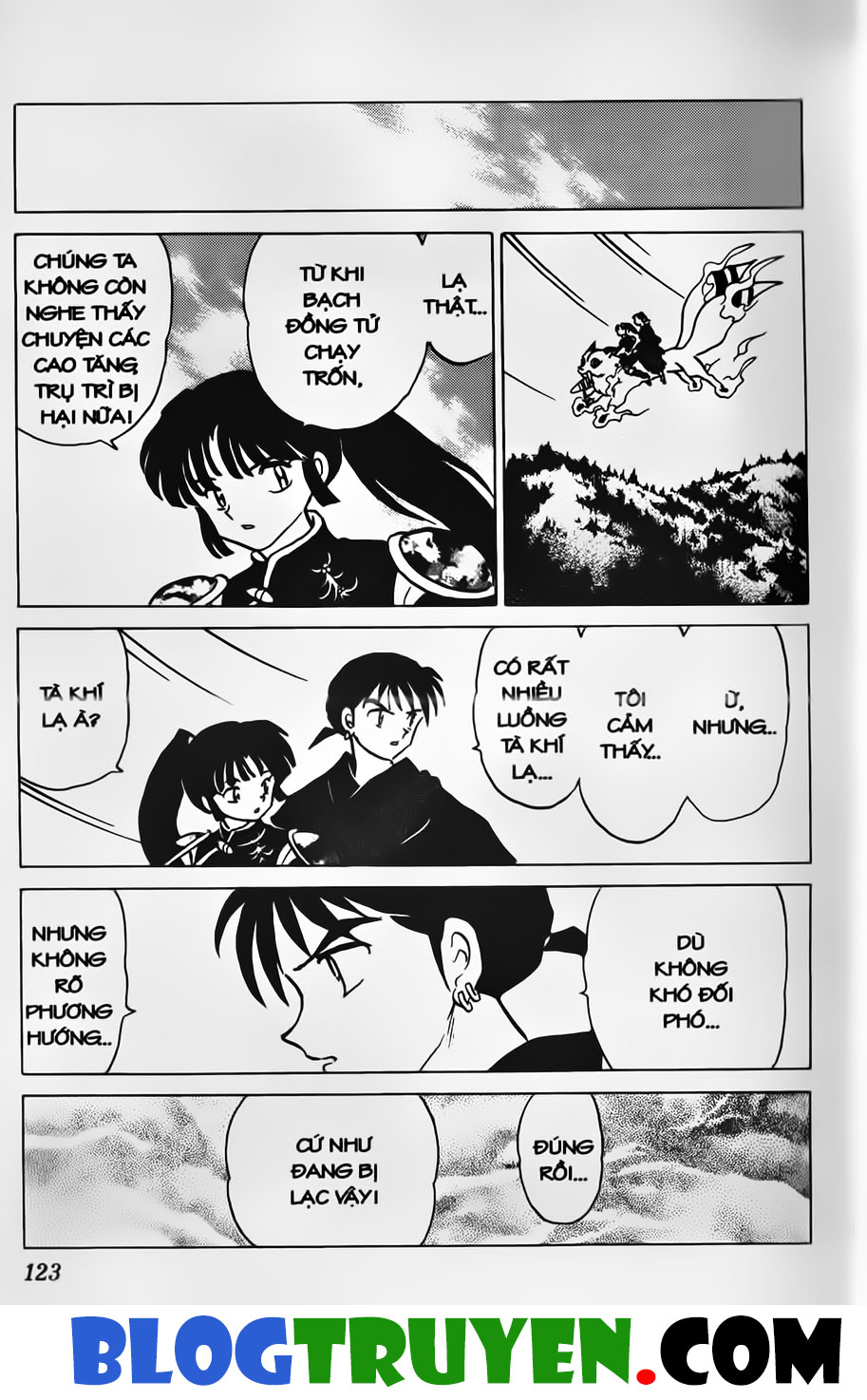 Inuyasha vol 30.7 trang 10