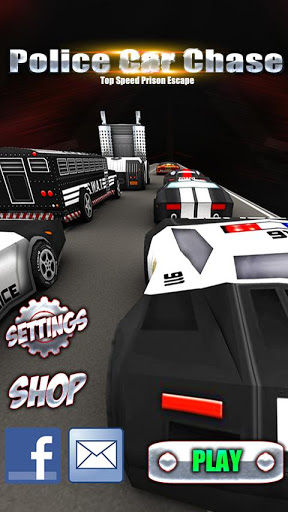 Police Car Chase Prison Escape android game free download - Free
