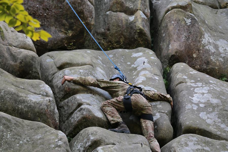 Навчально-тренувальний збір з альпійської підготовки