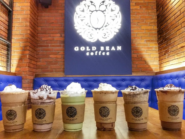 Ice-Blended Goldccino Collection