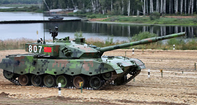 Tank Type 99