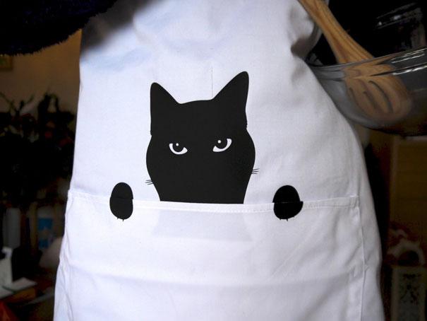Cat Apron-1