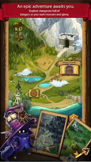 Dungelot 2 Mod APK download,