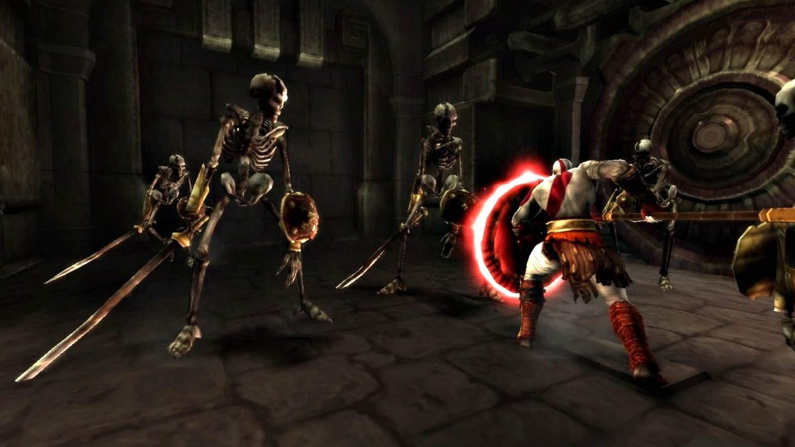 تحميل لعبة God Of War Ghost Of Sparta مضغوطة برابط واحد مباشر + تورنت كاملة مجانا