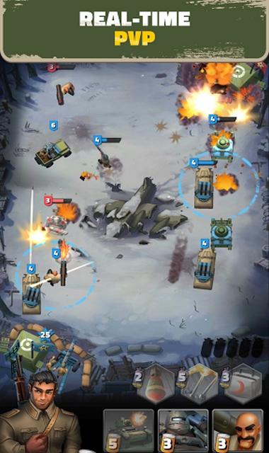 Savaş Meydanı Android Hile