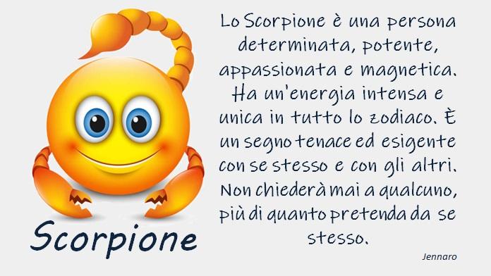 Oroscopo giugno 2020 Scorpione