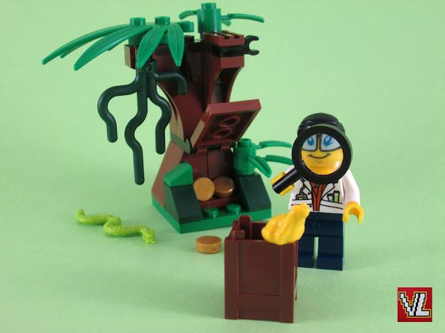 LEGO City Jungle 60157Jungle Starter Set