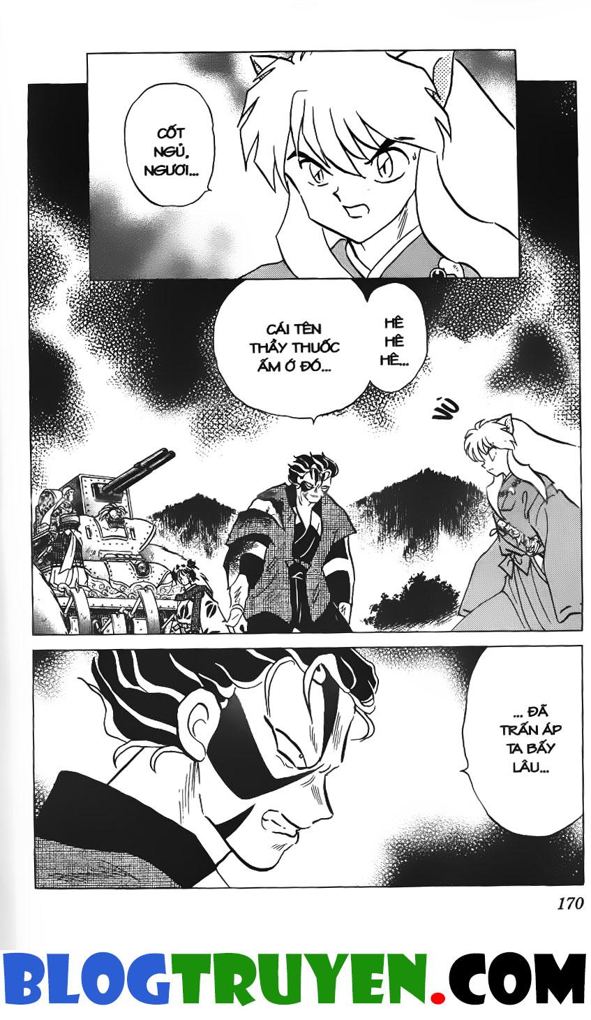 Inuyasha vol 25.10 trang 3