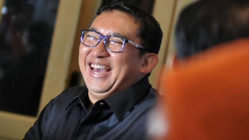 Wakil Ketua Umum Partai Gerindra Fadli Zon
