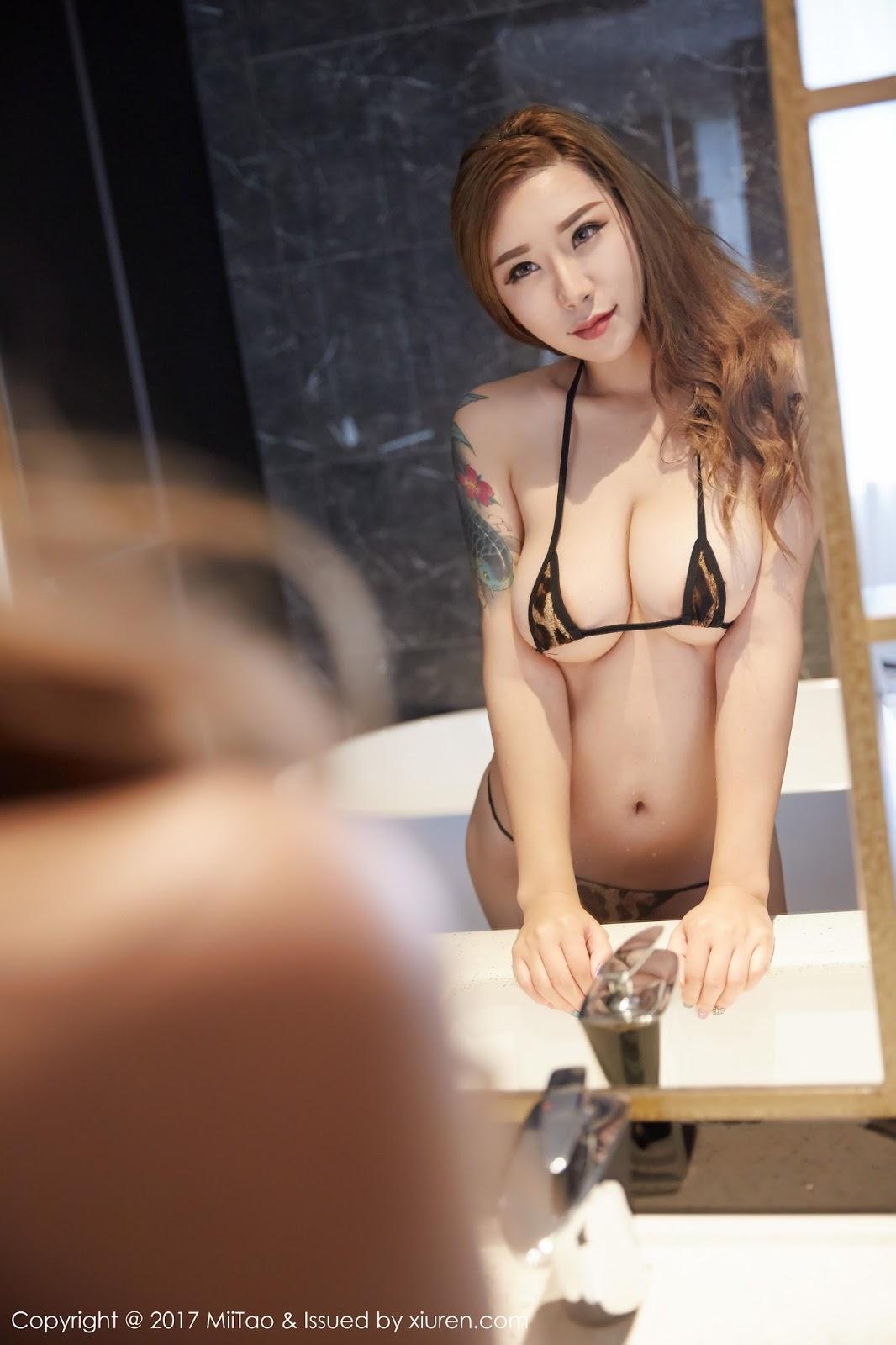 MiiTao - Vol.073 Jin Li (80 pics) MiiTao Images Jin Li gravure chinesse girl china