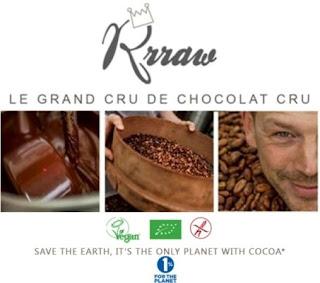 Rrraw, le grand cru du chocolat cru