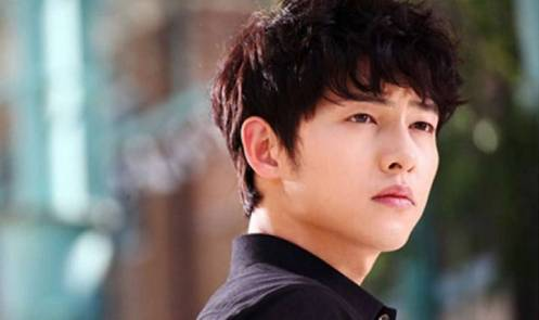Song Joong Ki - innocent man-werewolf boy-descendant of the sun