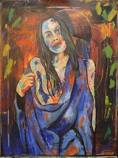 Jorge Marin, artista Colombiano - Danielle