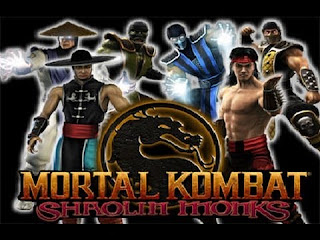 Cheat Lengkap Mortal Kombat Shaolin Monk Ps2