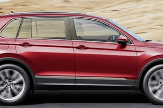 Tiguan 2016 - Crafted to Perfection, Courtesy Volkswagen