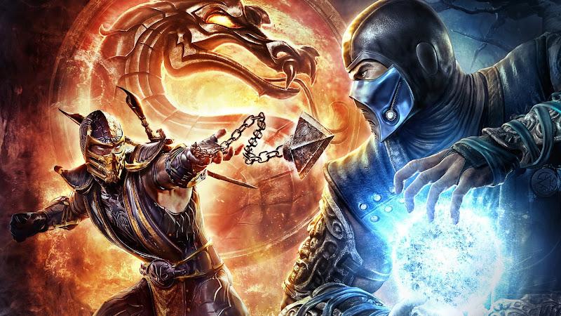 Mortal Kombat X 2015 - Scorpion vs Sub Zero HD