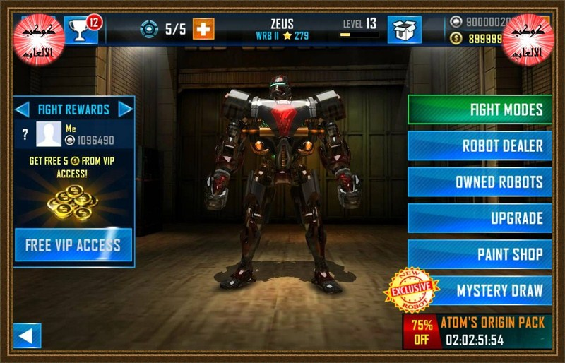softonic Download Real Steel World Robot Boxing games