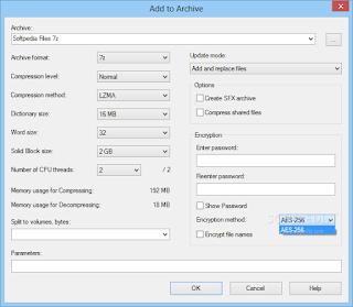 شرح برنامج  ZIP 7 مجانا لضغط وفك الملفات