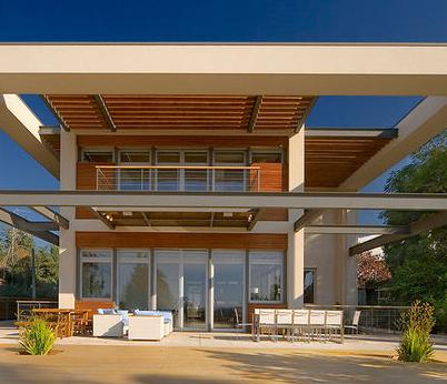 Fotos de terrazas terrazas y jardines arquitectura for Casa moderna jardines