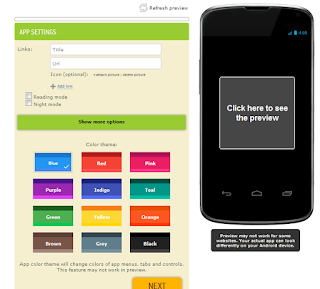 Membuat Aplikasi Android Dalam 2 Menit Tanpa Coding