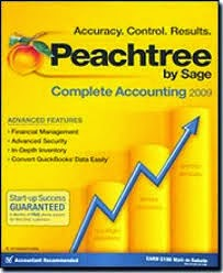 Peachtree 2009 with Registered key